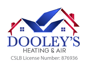Dooleys Heating and Cooling logo