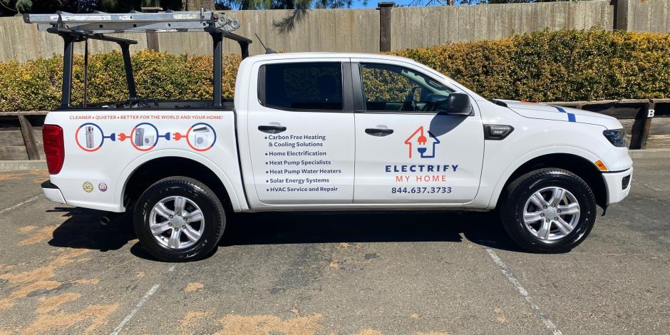 Electrify My Home Truck